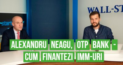 🎤🎥 Alexandru Neagu, OTP Bank: Cum atragi IMM-urile aproape de bancă