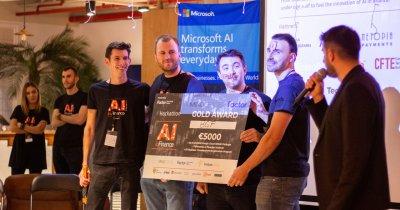 3 echipe de viitor pentru fintech-ul românesc la AI in Finance