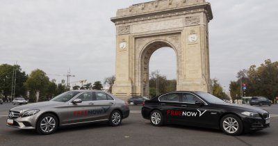 Clever/FREE NOW, aviz tehnic permanent pentru ridesharing