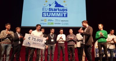 Fă un pitch pe scena EU-Startups Summit 2020