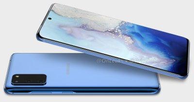 Samsung Galaxy S20 Ultra va avea o cameră cu un zoom de 100x