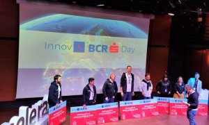 Acceleratorul BCR-InnovX se extinde cu program de incubare la Iași