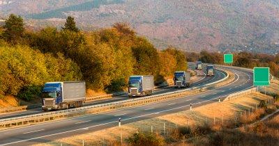 Antreprenoarea care conduce cu succes un business de transport cu TIR
