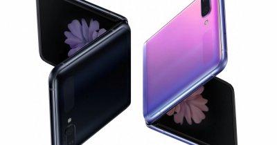 Cum arată și cât costă Samsung Galaxy Z Flip, viitorul telefon pliabil