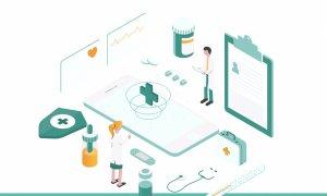 Pitch Deck Gallery - Medicai permite colaborarea dintre doctori
