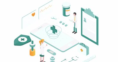 Pitch Deck Gallery - Medicai permite colaborarea dintre doctori