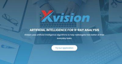 Pitch Deck Gallery - Xvision ajută doctorii să interpreteze prin AI