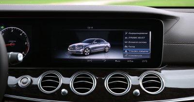 Românii lucrează la mașinile viitorului de la Mercedes și BMW