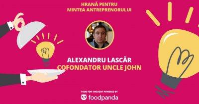 Burgerii Uncle John - Afacere crescută bine și gătită mediu