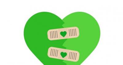 De Valentine's Day, Bolt donează bani către Asociația Inima Copiilor