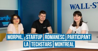 📹🎧 Ciprian Borodescu, MorphL: Cum te schimbă Techstars Montreal