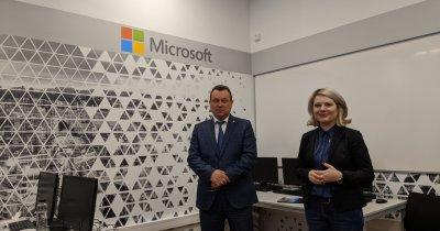 Microsoft deschide un laborator de cloud la ASE cu 50.000 de euro