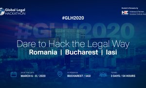 Se caută soluții juridice digitale: înscrieri pentru Global Legal Hackathon 2020