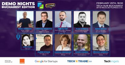 Demo Nights Bucharest: despre investiițile early stage