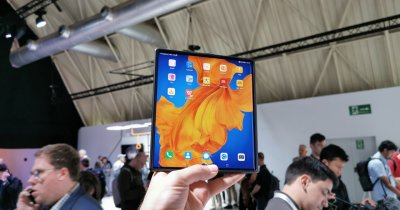 Huawei lansează telefonul pliabil Mate Xs, succesorul lui Huawei Mate X