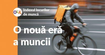 Joburi 2019 – 1,2 mil. români au căutat de muncă pe OLX