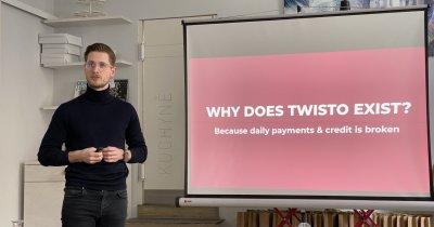 Startup-ul ceh Twisto vine în România. Card de cumpărături & credit în aplicație