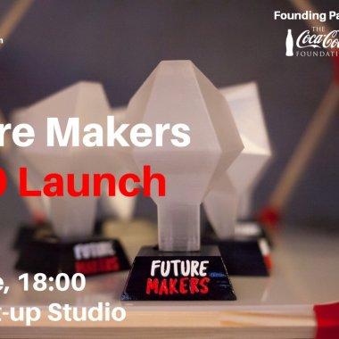 Future Makers 2020: înscrieri deschise pentru premii de 20.000 de euro