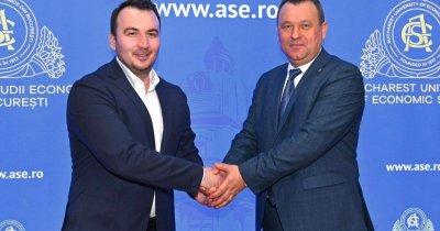 Modex deschide laborator de blockchain la ASE în București