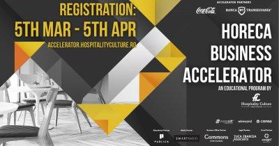 Program de accelerare pentru startup-uri din industria ospitalității
