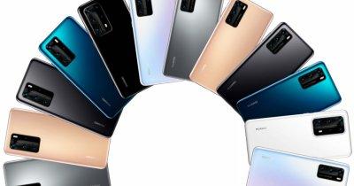 Huawei P40 Pro și Huawei P40 Premium - imagini înainte de lansarea oficială