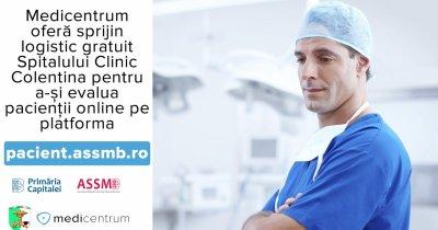 Coronavirus | Platformă de consultații la distanță la Spitalul Colentina