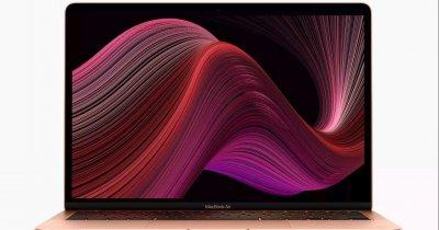 Apple lansează o nouă versiune a laptopului MacBook Air