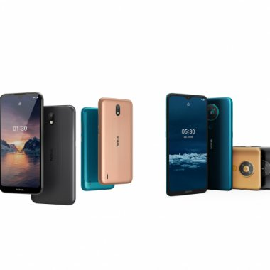 Nokia anunță primele telefoanele 5G din portofoliul său