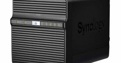 Stocare în rețea pentru acasă: Synology DiskStation DS420j