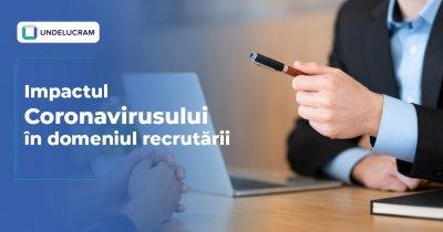 Coronavirus | Impactul COVID-19 în domeniul recrutării de personal