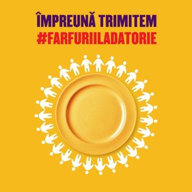 Coronavirus | #FarfuriiLaDatorie - o masă caldă pentru medicii din Capitală