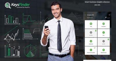 KeysFinder: Informații gratuite despre companiile românești