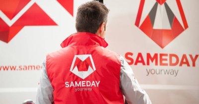 Coronavirus | Sameday lansează livrarea fără interacțiune umană pentru siguranță