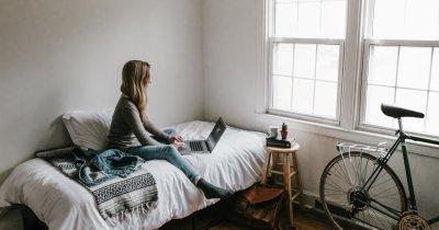 Ofertele pentru joburi de acasă au fost cele mai căutate în luna martie