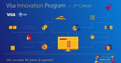 Startup-ul românesc PaybyFace face parte din programul de inovare a Visa
