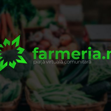 """Farmeria.ro, """"piața digitală"""" destinată producătorilor locali de alimente"""