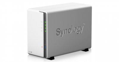 Acest NAS de la Synology e serverul perfect pentru biroul tău de acasă