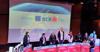 Acceleratorul BCR-InnovX a selectat 13 startup-uri noi pentru incubare