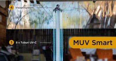 Coronavirus | Campanie de crowdfunding pentru roboți de sterilizare în spitale
