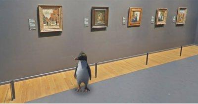 Google sărbătorește Ziua Mondială a Artei: selfie cu tușe ale pictorilor celebri