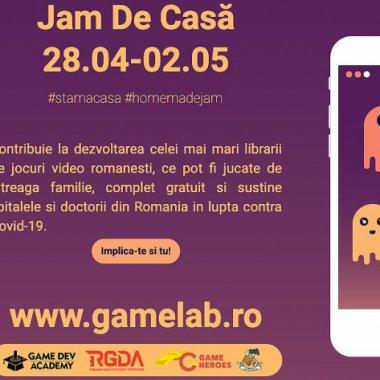 Coronavirus | Construiește librăria jocurilor video românești și strânge fonduri