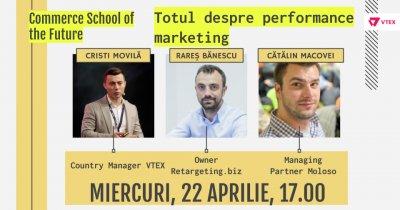 Webinar Commerce School of the Future: Performance Marketing de pandemie