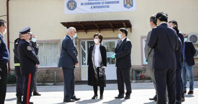 90.000 de măști și 500 de combinezoane donate doctorilor din România
