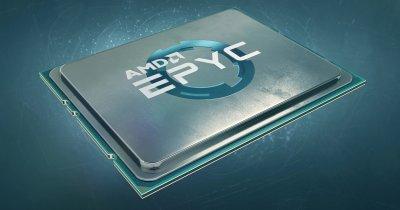 AMD lansează trei noi procesoare dedicate serverelor