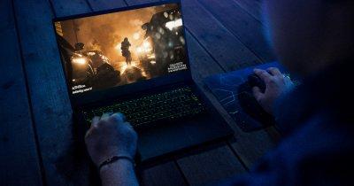 Razer prezintă noul laptop Blade Stealth 13, la fel de compact, dar mai rapid