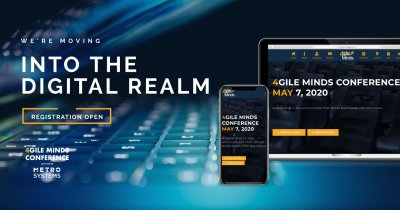 4GILE MINDS Digital Conference: Eveniment online gratuit dedicat Agile
