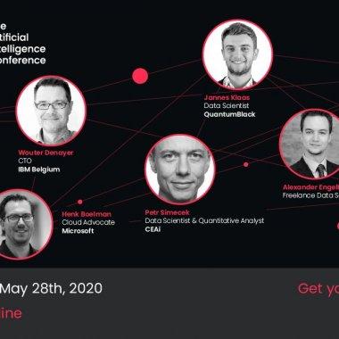 NDR: conferință online de inteligență artificială cu 9 speakeri din domeniu