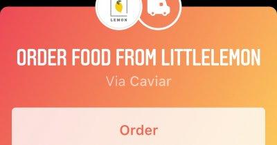 Stickere pentru restaurante pe Instagram: cum poți susține afacerile locale