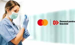 """Coronavirus   Mastercard se alătură companiilor în """"Donează pentru linia întâi"""""""