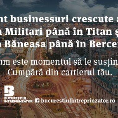 Bucureștiul Întreprinzător ajută afacerile să găsească noi parteneri